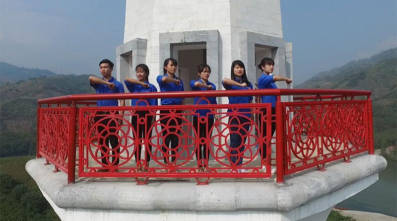 Cột Cờ Lũng Pô Nơi Phân Định Biên Giới Việt Trung