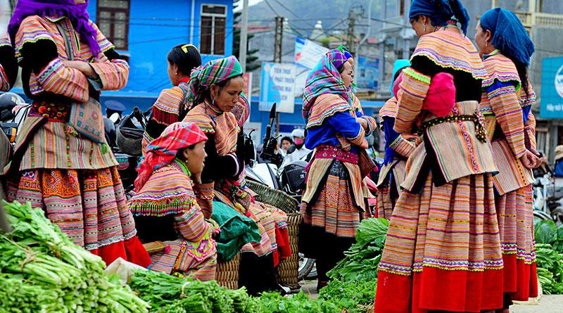 Người H'Mông Lào Cai