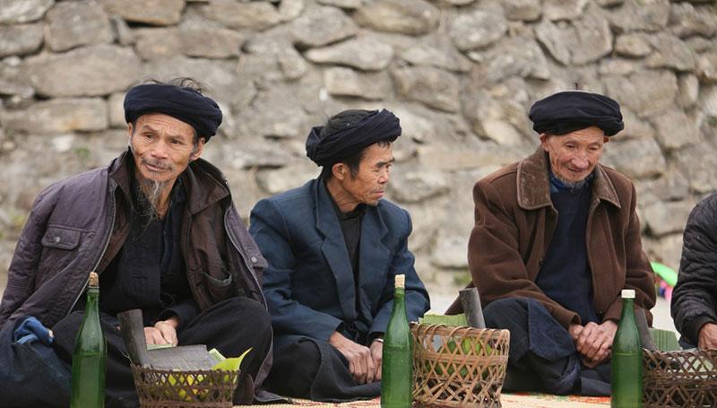 Dân Tộc La Chí Lào Cai 1