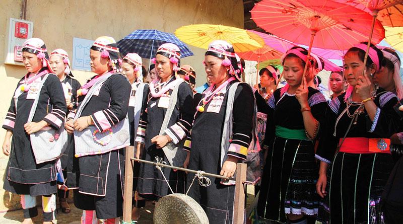 Dân Tộc La Ha Lào Cai 1