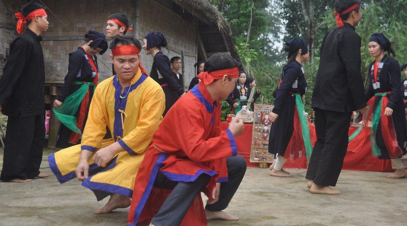 Dân Tộc Sán Chay Lào Cai