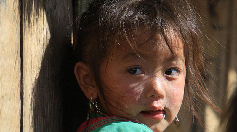 Người Phù Lá Tỉnh Lào Cai 3