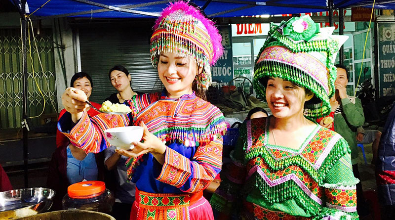 Người Phù Lá Tỉnh Lào Cai