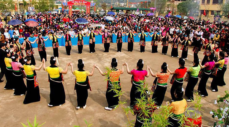 Người Thái Lào Cai 2