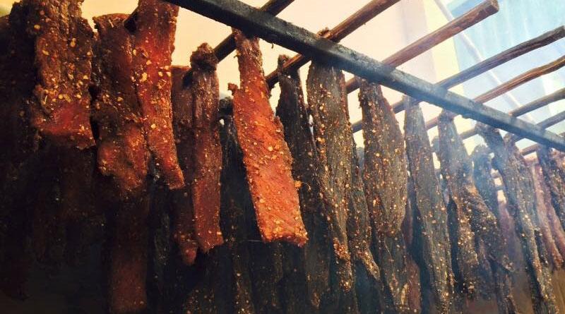 Thịt Sấy Gác Bếp 2