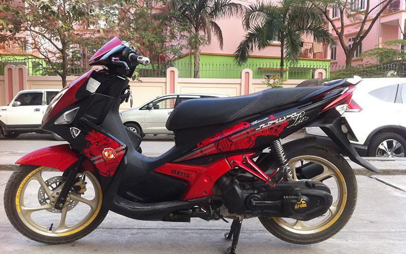 Cho thuê xe máy tại thành phố Lào Cai 2
