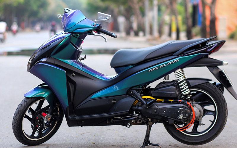 Cho thuê xe máy tại thành phố Lào Cai 3