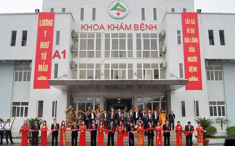 Bệnh Viện Nội Tiết Lào Cai