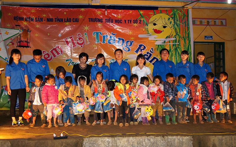 Bệnh Viện Sản Nhi Lào Cai