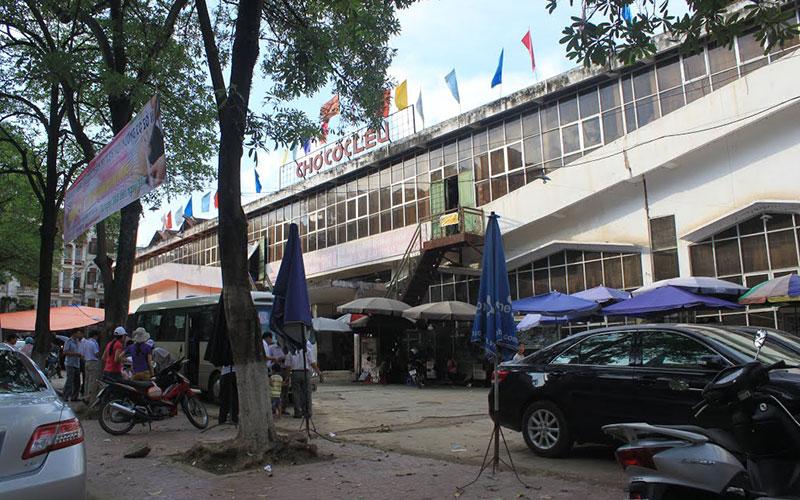 Chợ Cốc Lếu Lào Cai 2