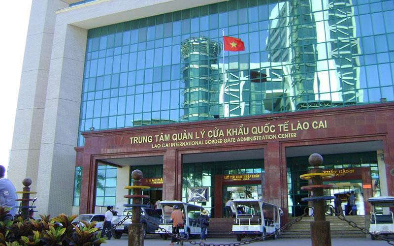 Cửa Khẩu Quốc Tế Lào Cai 2