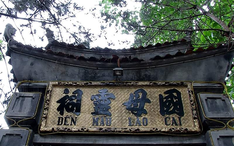 Đền Mẫu Lào Cai Nơi Linh Thiêng Bậc Nhất