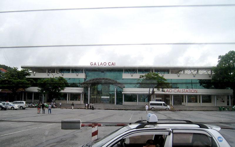 Ga Lào Cai Trung Tâm Trung Chuyển 2