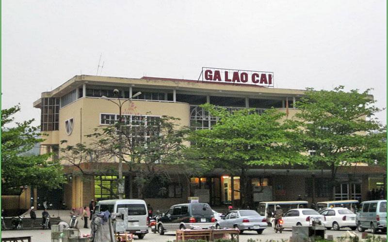Ga Lào Cai Trung Tâm Trung Chuyển