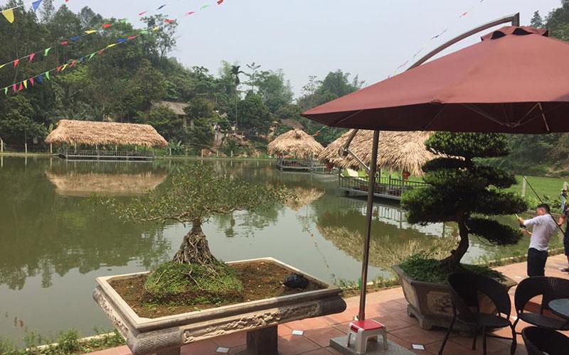 Hồ Đồng Tuyển Lào Cai 1