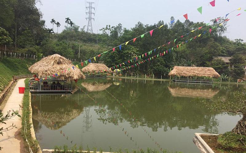 Hồ Đồng Tuyển Lào Cai 2