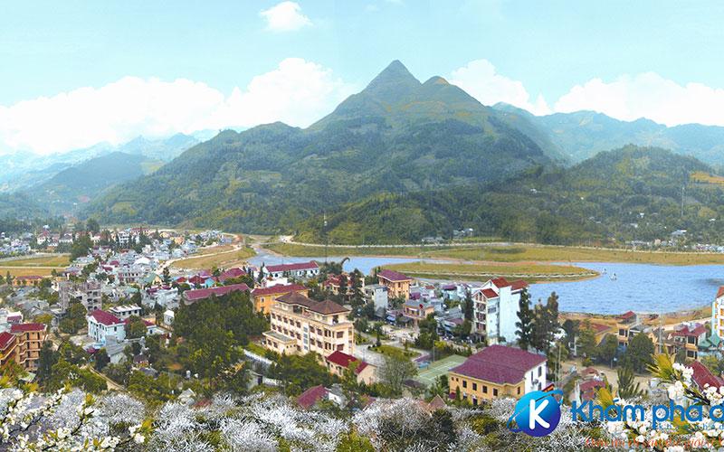 Núi Cô Tiên Lào Cai 1