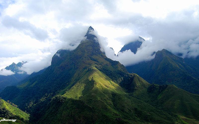 Núi Cô Tiên Lào Cai 2