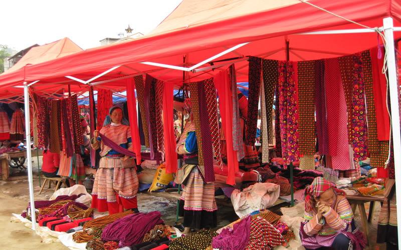 Chợ Mường Hum Lào Cai