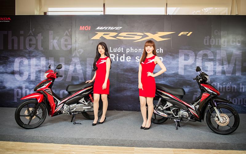 Đánh Giá Xe Honda Wave RSX 110