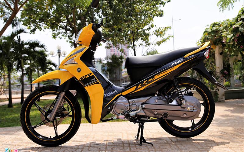 Đánh GiáXe Yamaha Sirius 110 2