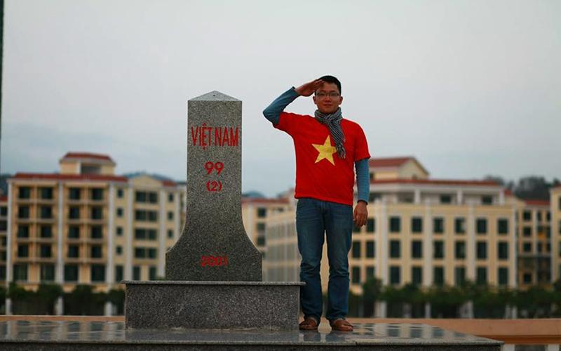 Mốc Giới Số 99 Và 100 Lào Cai