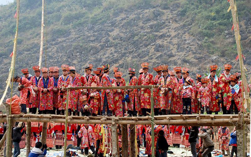 Độc Đáo Tại Lễ Cấp Sắc Của Đồng Bào Dân Tộc Tại Lào Cai 1